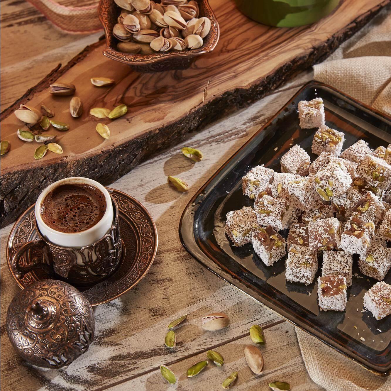 Balkan Helva ve Şekerleme